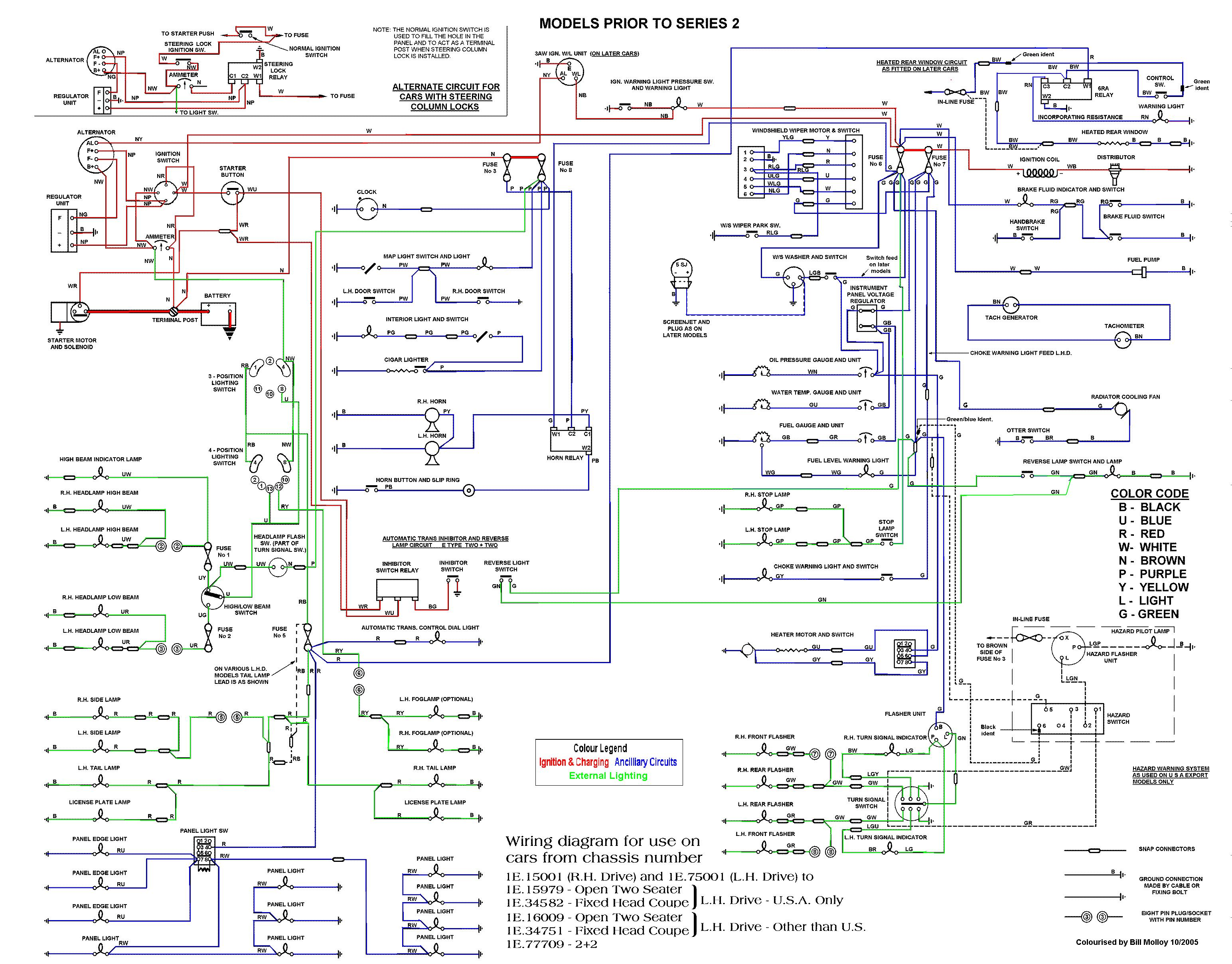 e type wiring diagram expert schematics diagram rh atcobennettrecoveries  com 110 Volt AC Wiring Colors AC Thermostat Wiring